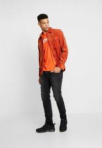 Replay - ANBASS - Jeans slim fit - dark grey - 1