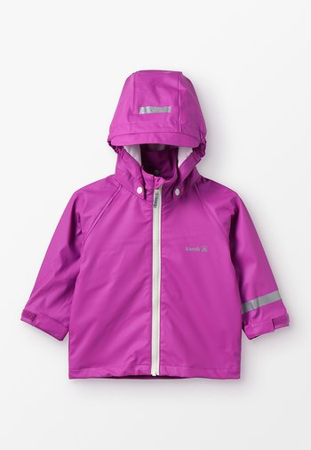 SPOT - Waterproof jacket - vibrant viola