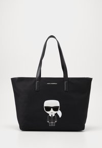 IKONIK TOTE - Handbag - black