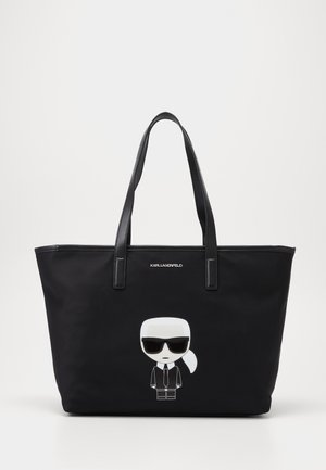 IKONIK TOTE - Sac à main - black