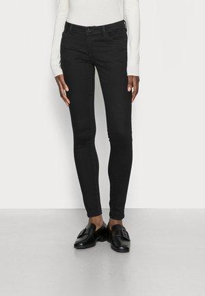 POWER SKINNY - Jeans Skinny Fit - carrie black