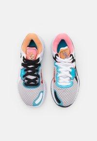 Nike Performance - RENEW ELEVATE 2 - Chaussures de basket - iris whisper/black/scuba blue/mystic red - 3