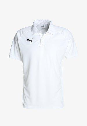 LIGA SIDELINE  - Sportshirt - white/black