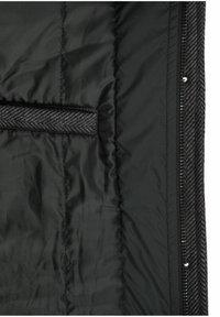 INDICODE JEANS - BRANDAN - Short coat - dark coal - 6