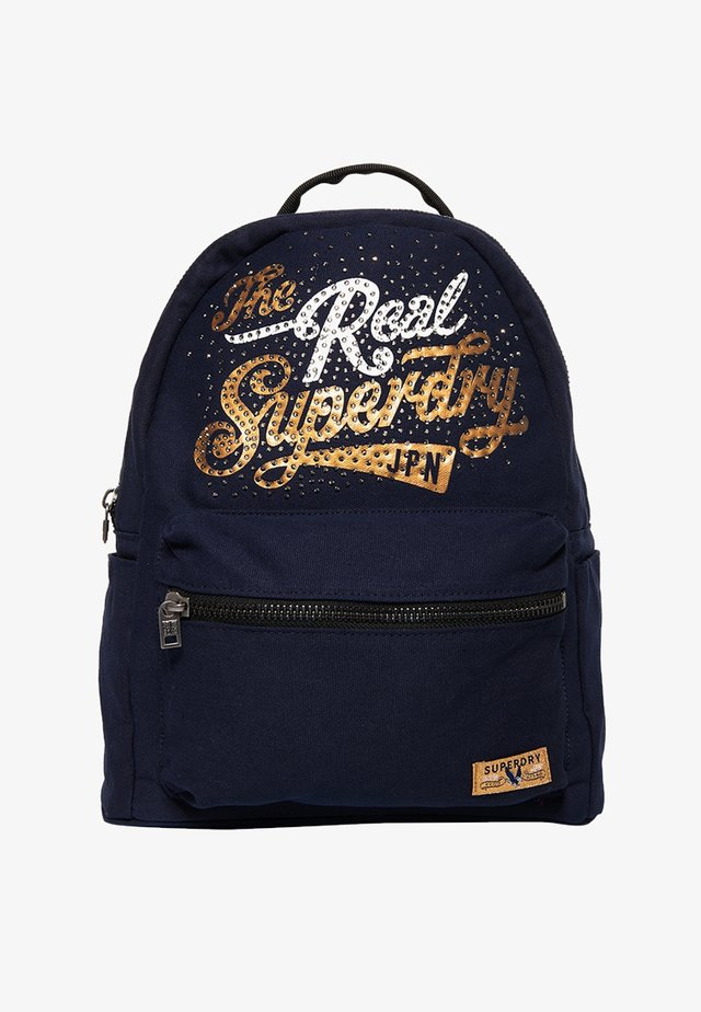 Mochila - royal blue