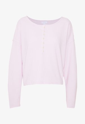 LOUNGE  - Pyjama top - whitened lilac
