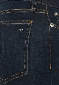 rag & bone - NINA ANKLE - Jeans Skinny Fit - carmen - 2