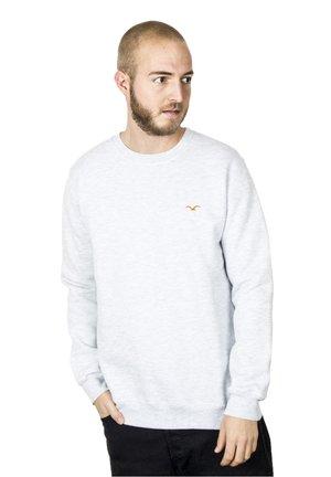 LIGULL HEAVY - Sweatshirt - light heather gray