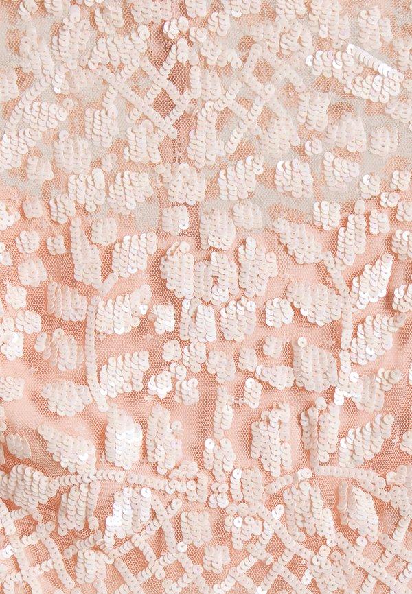 Needle & Thread AURELIA - Bluzka - strawberry icing/rÓżowy HODI