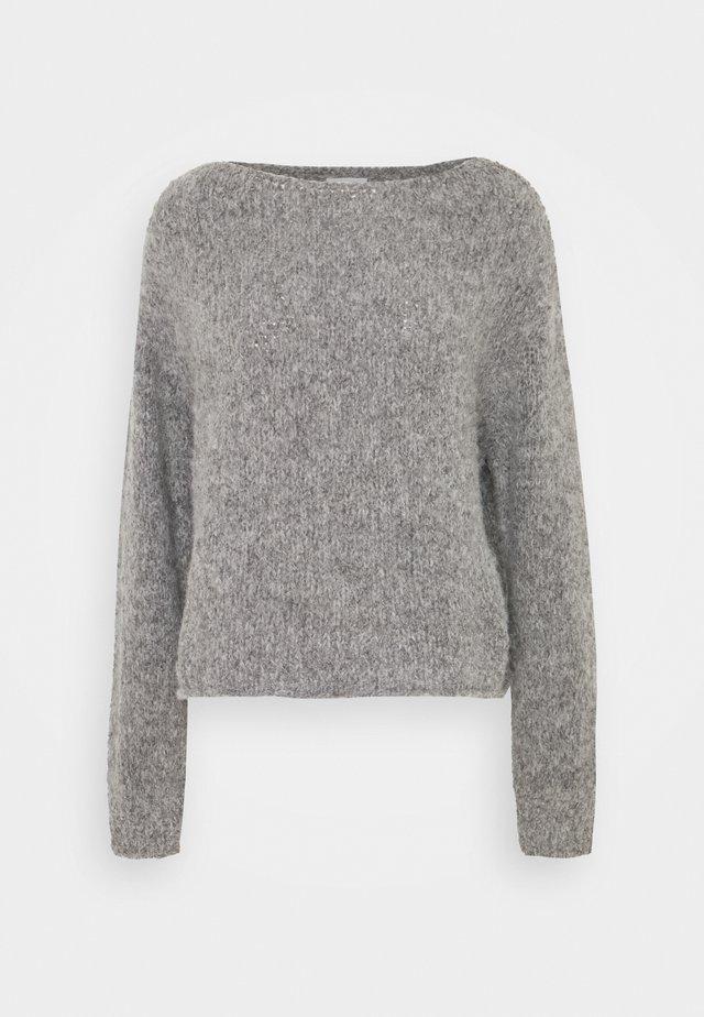 TUDBURY - Svetr - gris chine