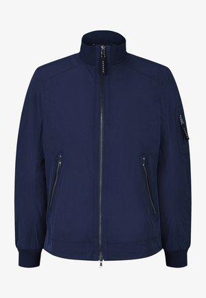 Lehká bunda - navy-blau