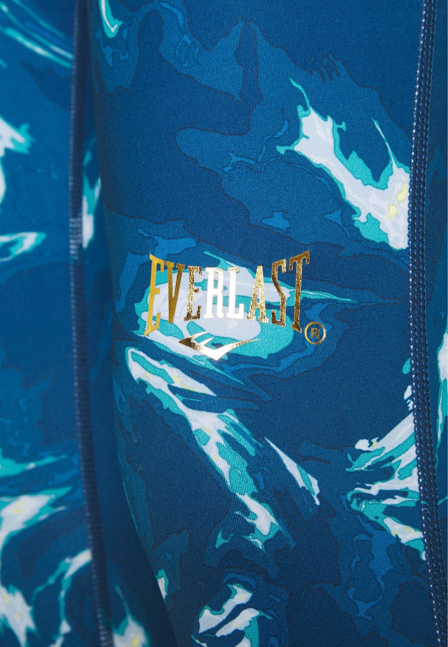 Everlast WOMEN AGATE - Leggings - blue Tzg82