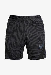 DRY STRIKE SHORT - Sports shorts - black/anthracite