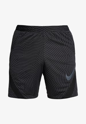 DRY STRIKE SHORT - kurze Sporthose - black/anthracite