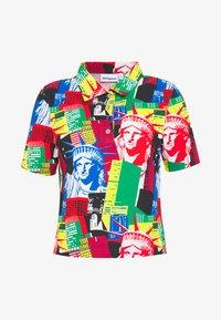 H2O Fagerholt - TENNIS - T-shirts med print - blue multi - 3