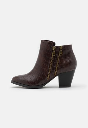 ASTERIA - Ankelboots - brown