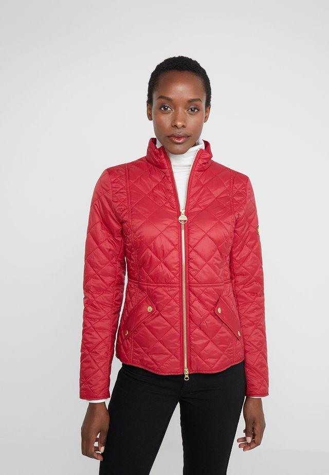 DELAWARE - Light jacket - rhubarb