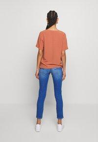 Pepe Jeans - Skinny džíny - light-blue denim - 2