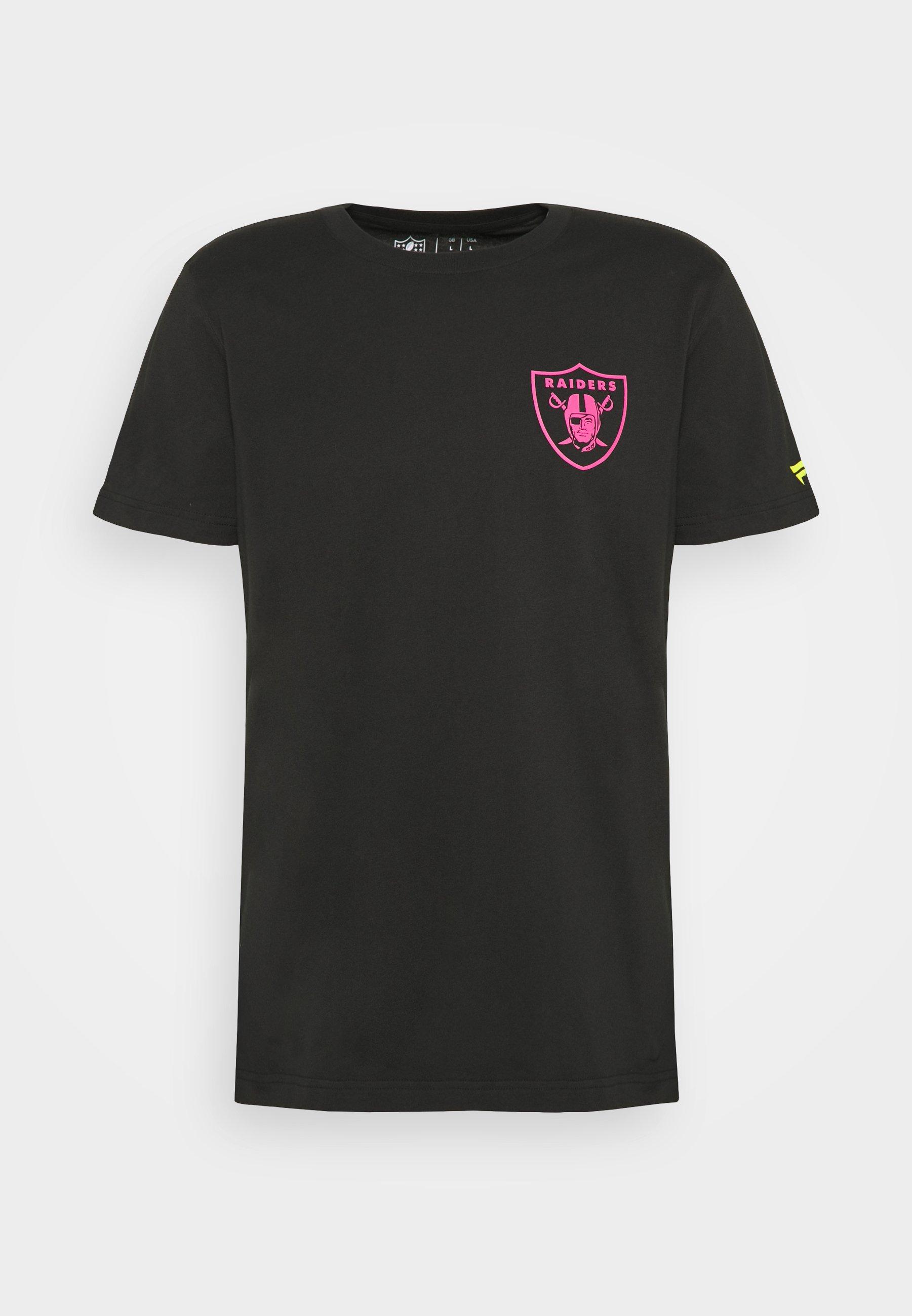 Men NFL LAS VEGAS RAIDERS HOTEL CALIFORNIA GRAPHIC - Print T-shirt