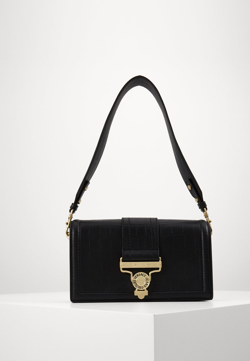 Versace Jeans Couture - SHOULDER BAG - Håndveske - nero