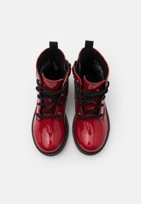 Richter - PRISMA - Lace-up ankle boots - rosso - 3
