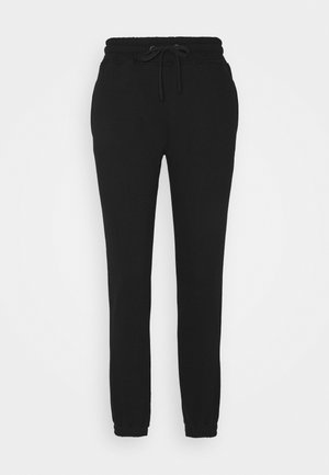 TRACKPANT - Jogginghose - black
