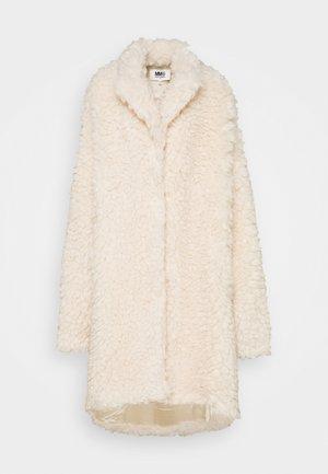 COAT - Classic coat - off-white