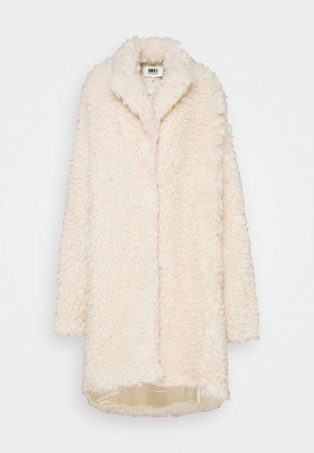 COAT - Klasický kabát - off-white