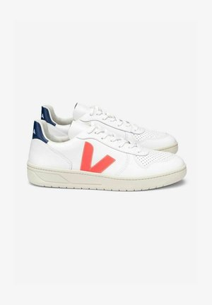Trainers - extra-white/orange/cobalt