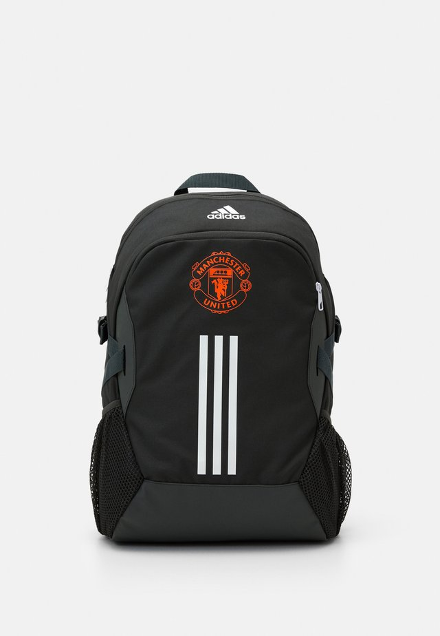 MANCHESTER UNITED SPORTS FOOTBALL BACKPACK - Ryggsekk - legear/white/apsior