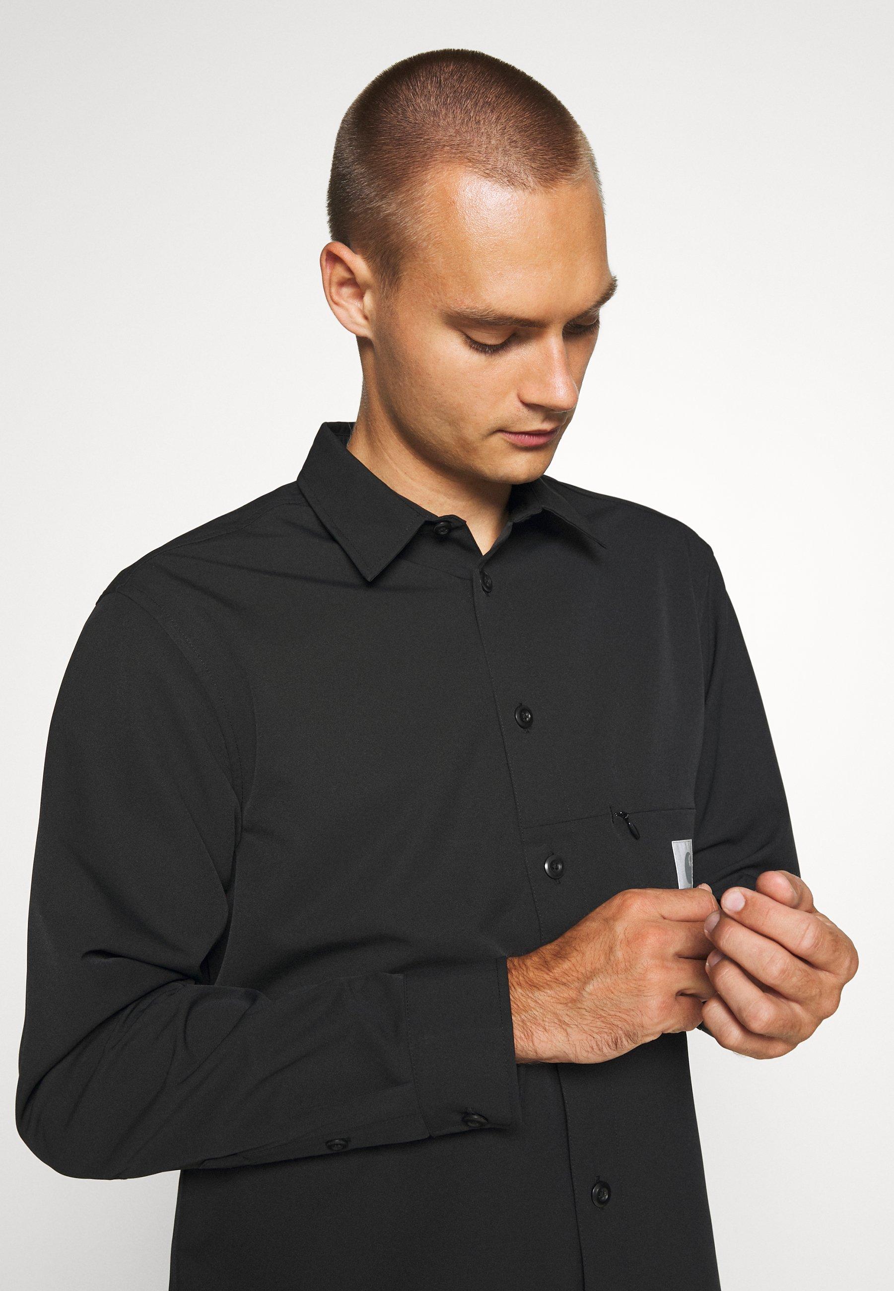 Carhartt WIP COPEMAN - Skjorte - black