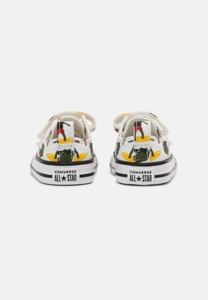 CHUCK TAYLOR ALL STAR UNISEX - Baskets basses - white/multi/black
