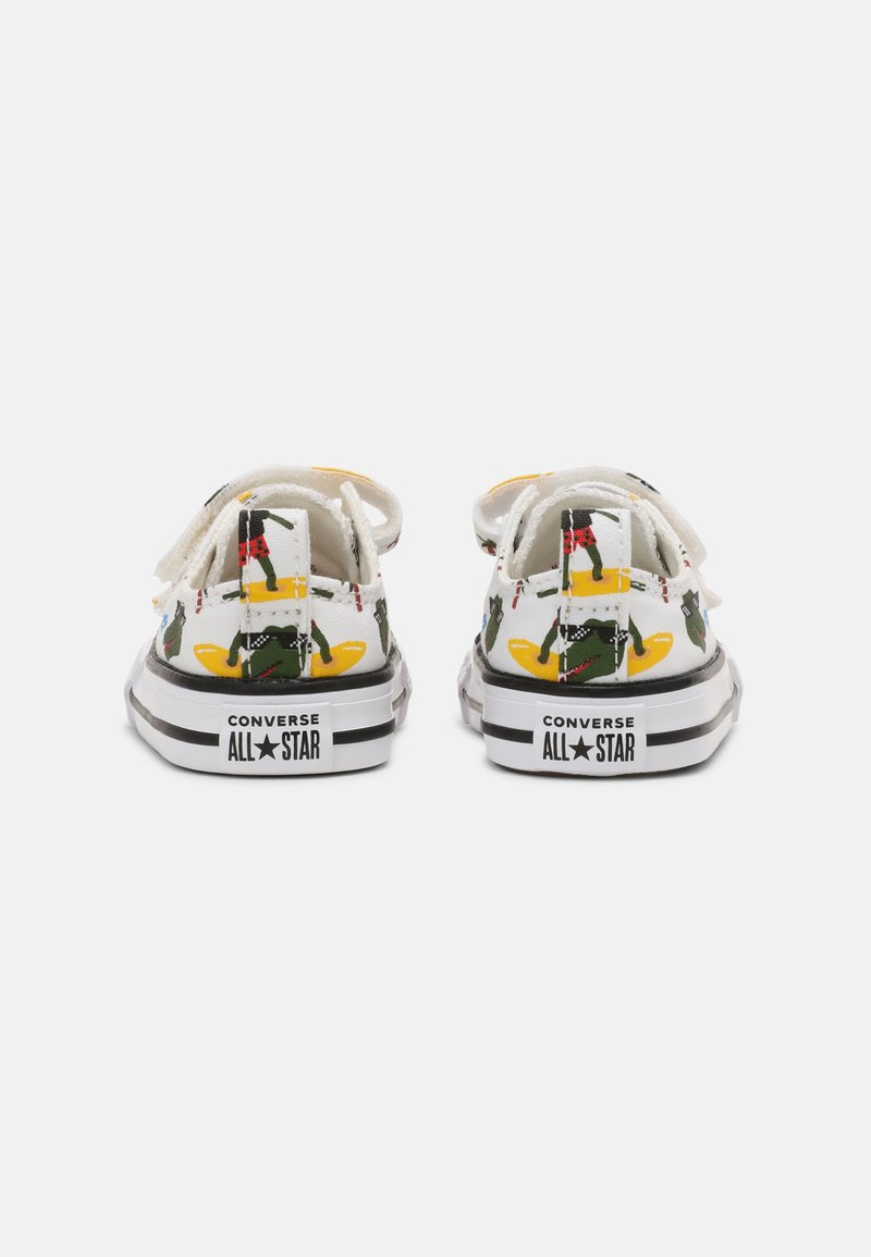 Converse - CHUCK TAYLOR ALL STAR UNISEX - Sneakers laag - white/multi/black