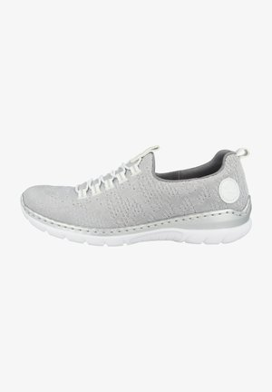 Trainers - clear-frost-white