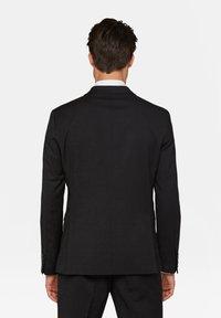 WE Fashion - REGULAR FIT  - Giacca elegante - black - 2