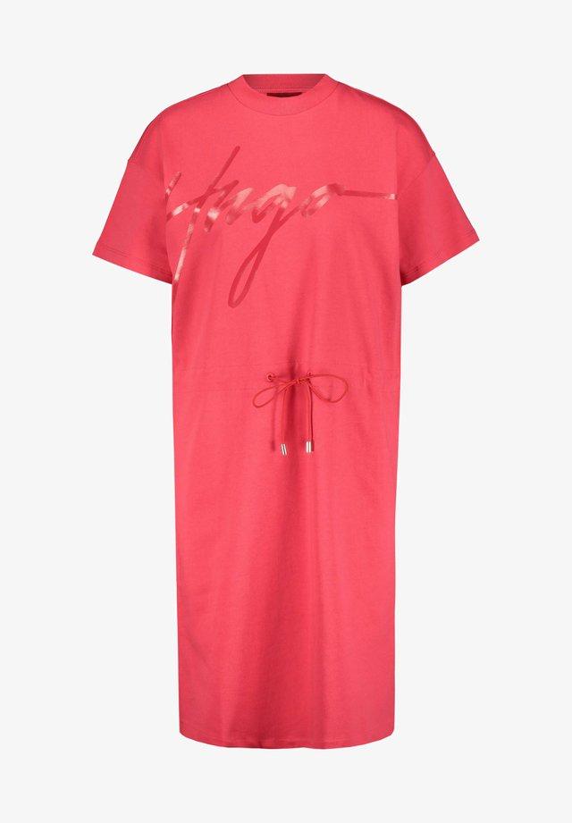 NOMELIA - Jersey dress - rot