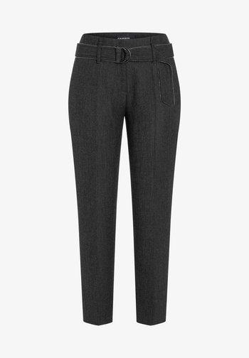 KAIA - Trousers - anthrazit