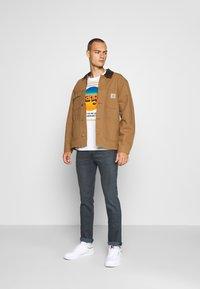 Levi's® - 511™ SLIM - Slim fit jeans - richmond blue black - 1
