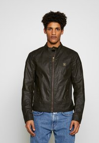 Belstaff - KELLAND JACKET - Summer jacket - faded olive - 0