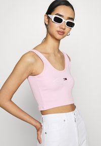 Tommy Jeans - CROP  - Top - romantic pink - 3