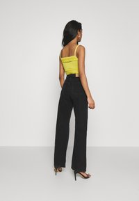 NA-KD - FULL LENGTH  - Jeans relaxed fit - black - 2