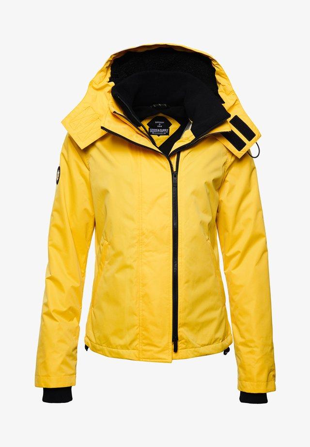 ARCTIC SD-WINDCHEATER - Outdoorjas - yellow