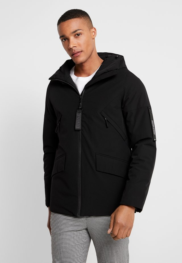 COLE - Light jacket - black