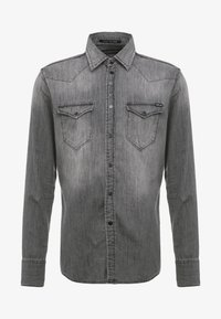Replay - Shirt - dark grey - 5