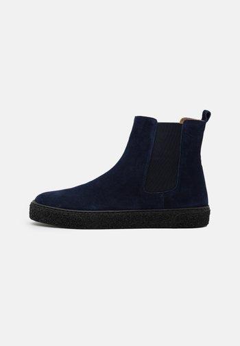 BIACHAD CHELSEA BOOT - Nilkkurit - navy blue