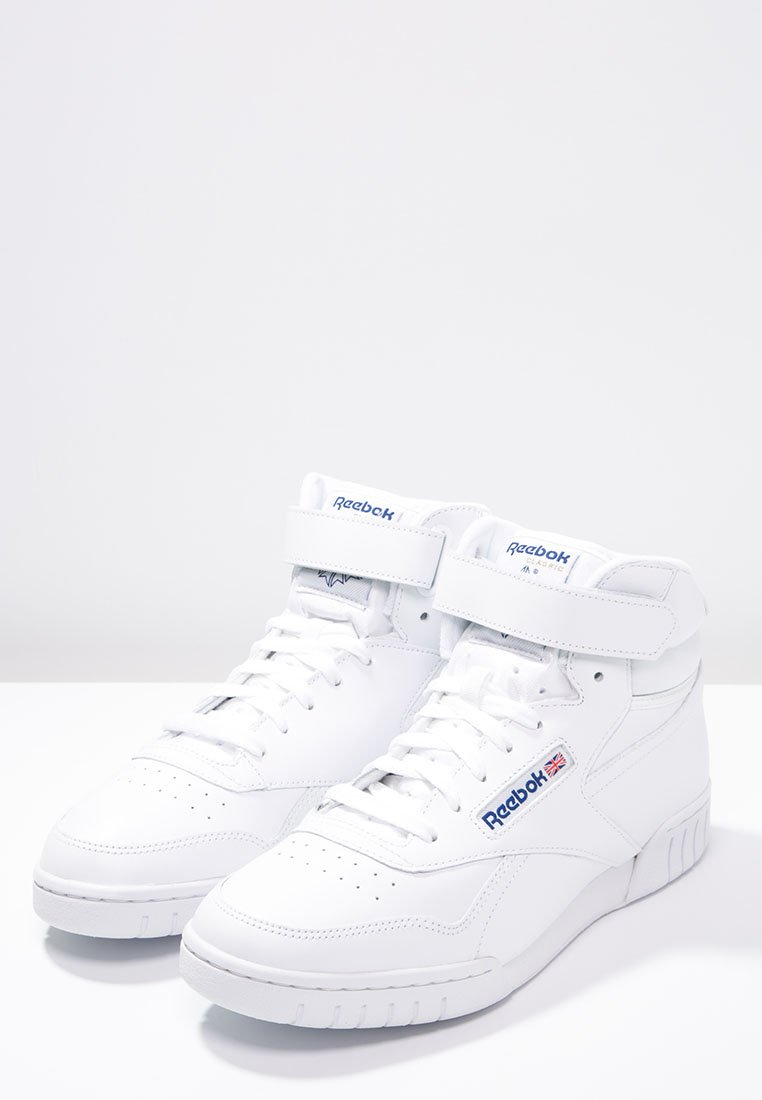 Reebok Classic EX-O-FIT LEATHER SHOES - Sneaker high - white/weiß - Herrenschuhe NFyzk