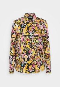 Versace Jeans Couture - LADY SHIRT - Blouse - black - 5
