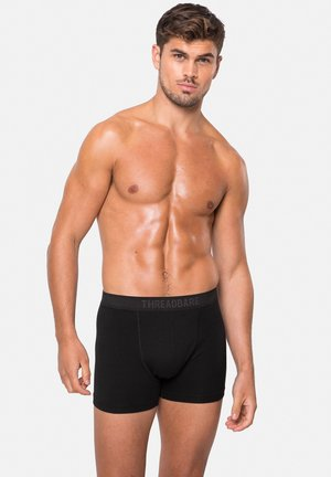 5ER PACK - Panty - black/black/black/black/black