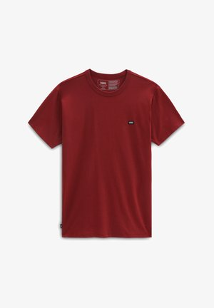 MN OFF THE WALL CLASSIC SS - Basic T-shirt - pomegranate