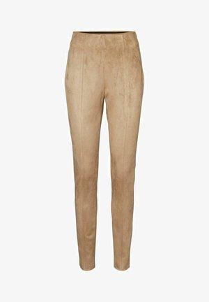 Leggings - Trousers - sepia tint